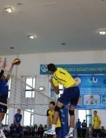 ХҚТУ-де волейболдан универсиада басталды